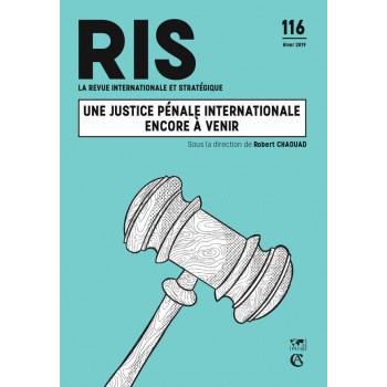 RIS 116 – Hiver 2019
