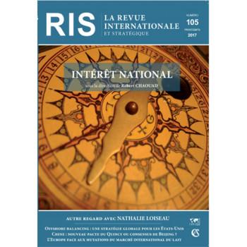 RIS N°105 – PRINTEMPS 2017