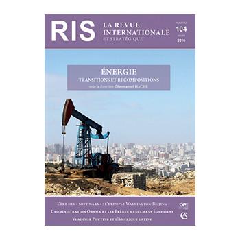 RIS N°104 – HIVER 2016