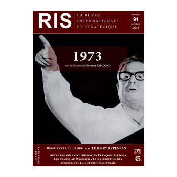 RIS N°91 – Automne 2013